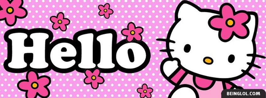 Hello Kitty Pink Polka Dots