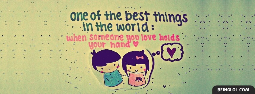 Holds Your Hand