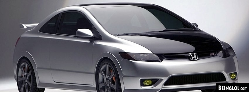 Honda Civic Si Facebook Covers