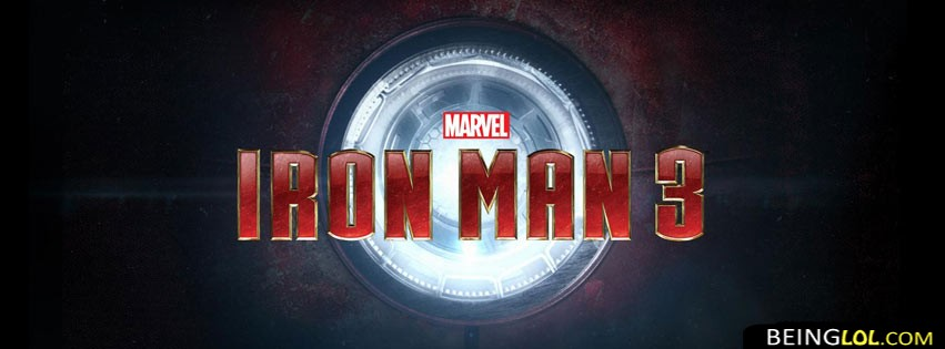 Iron Man 3 Facebook Covers