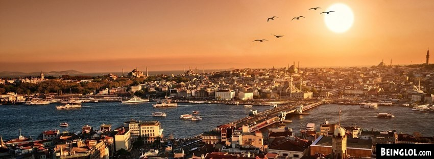 Istanbul Facebook Covers
