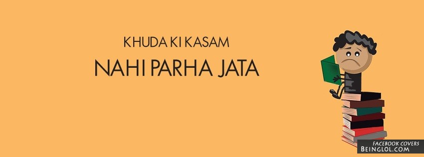 Khuda Ki Kasam Nahi Parha Jata