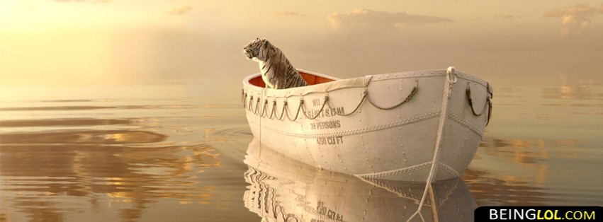 Life of Pi - Movie FB Cover