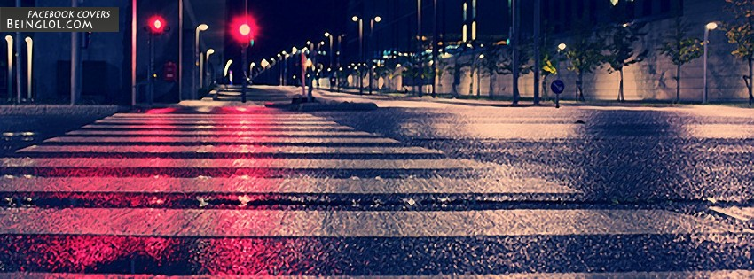 Lonely Road Facebook Covers