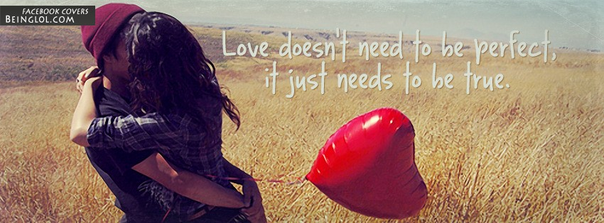 Love Doesn't Need To Be Perfect