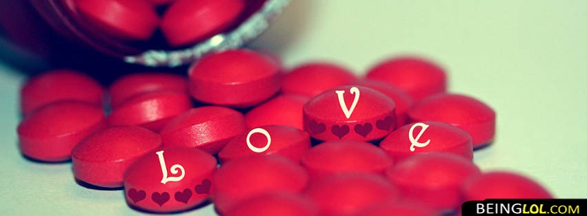 Love Red Candies