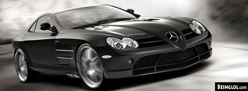 Mb Slr Brabus Facebook Covers