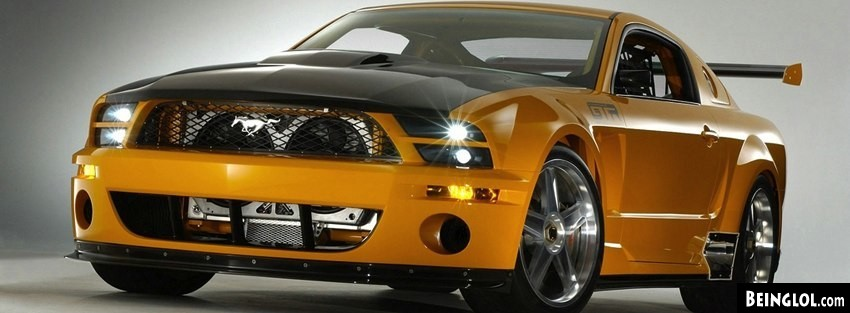 Mustang Facebook Covers