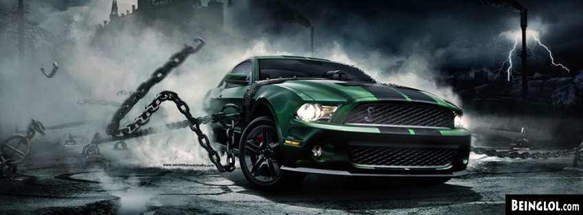 Mustang Monster Facebook Covers