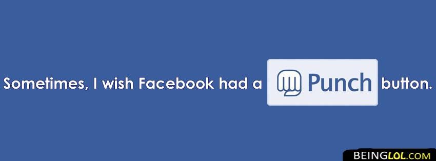 new facebook button