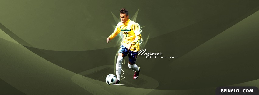 Neymar Jr Facebook Covers