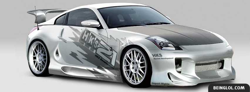 Nissan 350z Facebook Covers