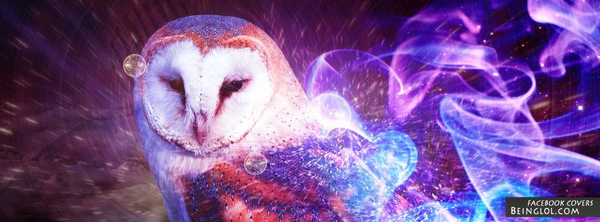Owl Abstract Art