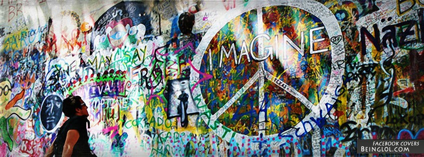 Hippie Peace Facebook Covers Artistic Facebook Cove...