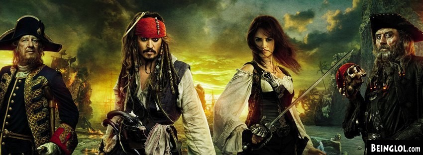 Pirates Of The Caribean On Stranger Tides