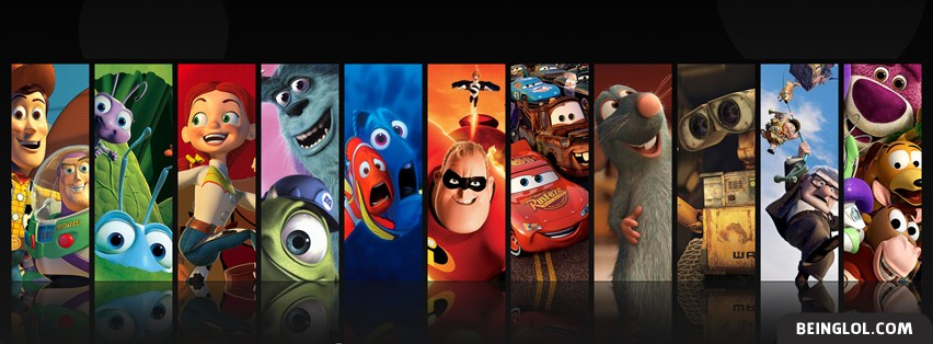 Pixar Compilation