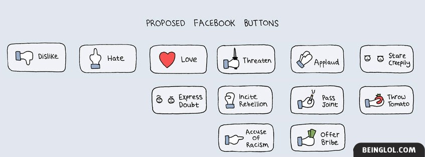 Proposed Buttons