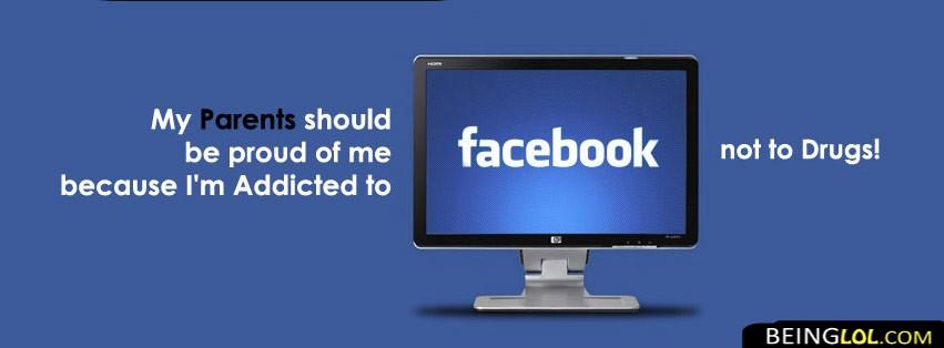 Proud Facebook Addict