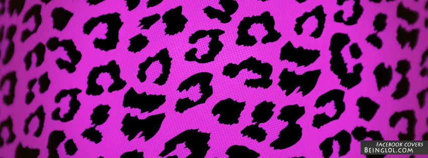 Purple Cheetah Print