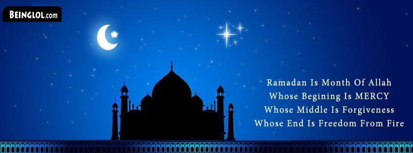 Ramadan Is Month Of