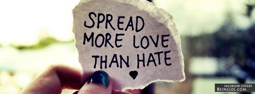 Spread More Love
