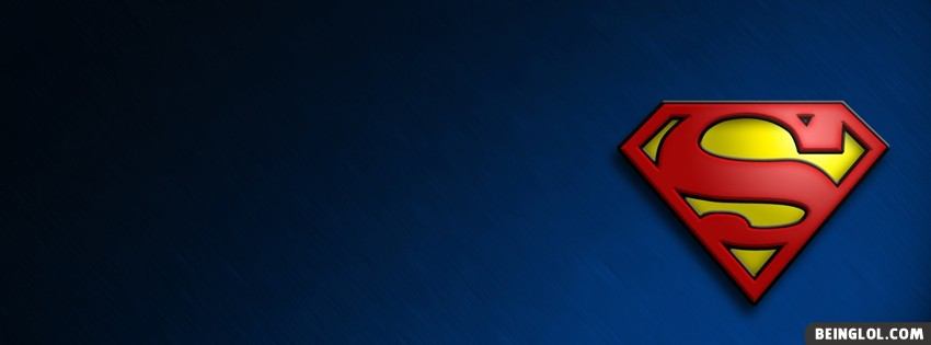 Superman Logo Facebook Covers