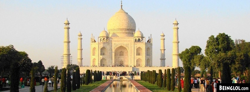 Taj Mahal 1 Facebook Covers