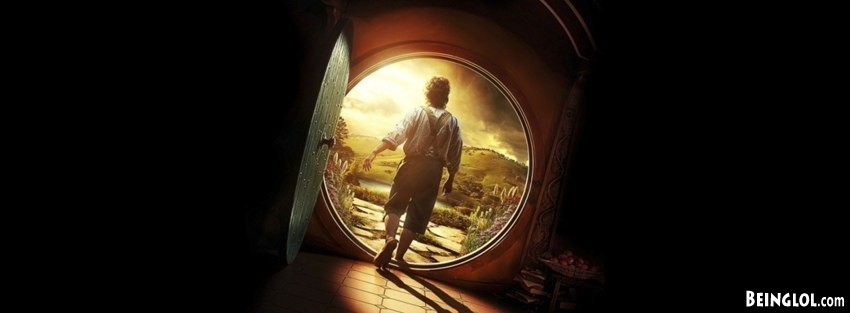 The Hobbit An Unexpected Journey Bilbo Facebook Covers