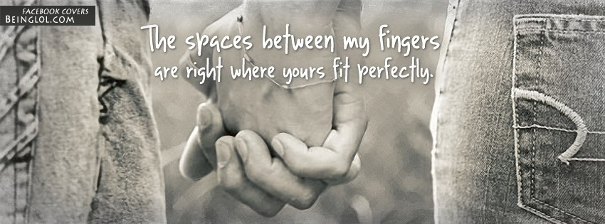 The Spaces Between My Fingers