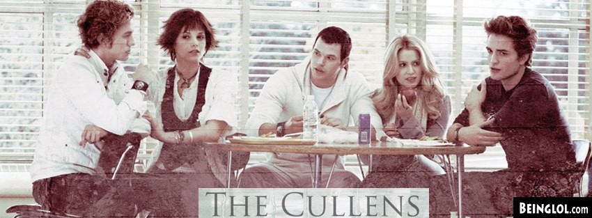Twilight The Cullens