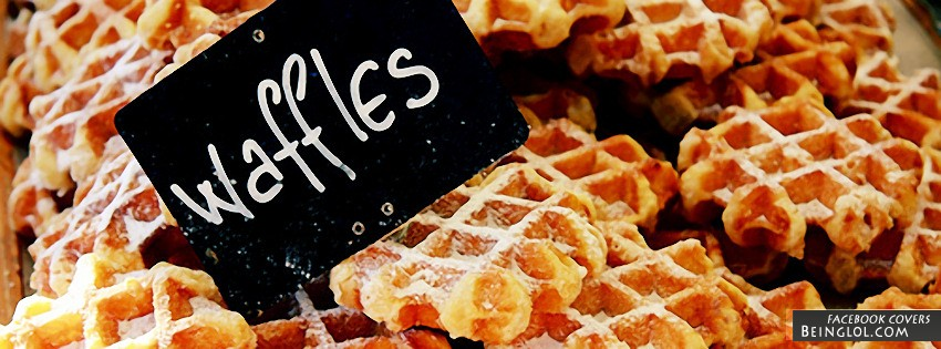 Waffles Facebook Covers