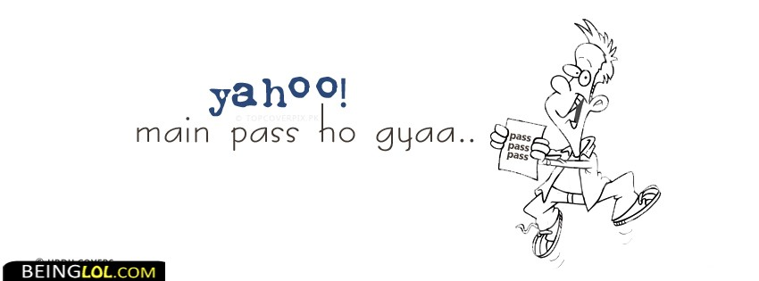 Yahoo Me Pass Hogya