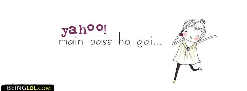 Yahoo Me Pass Hogyi