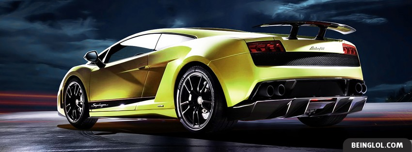Yellow Lamborghini Gallardo lp570-4