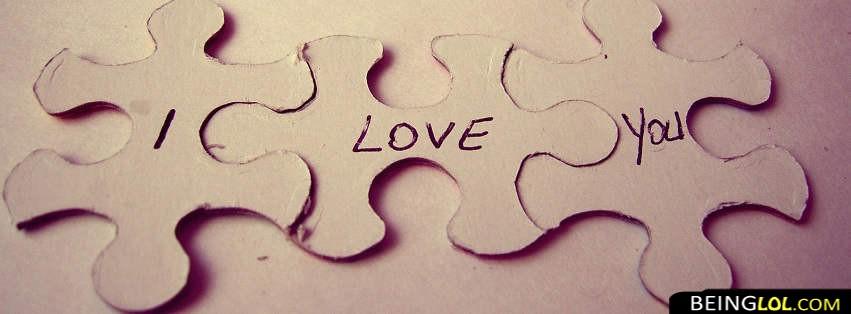 Zig Zag love puzzle