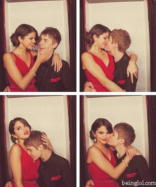 Selena Gomez and Justin Bieber Caught On Camera