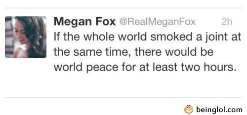 Megan Has a Point