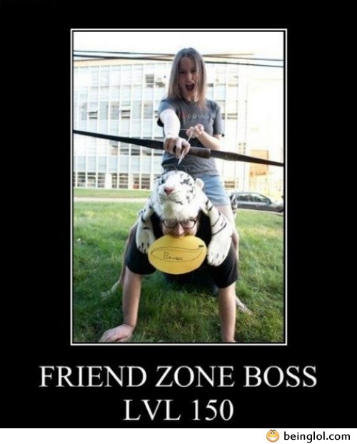 Friend Zone Level 150