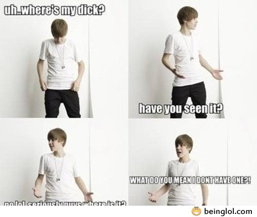 Justin Biebers Epic Fail
