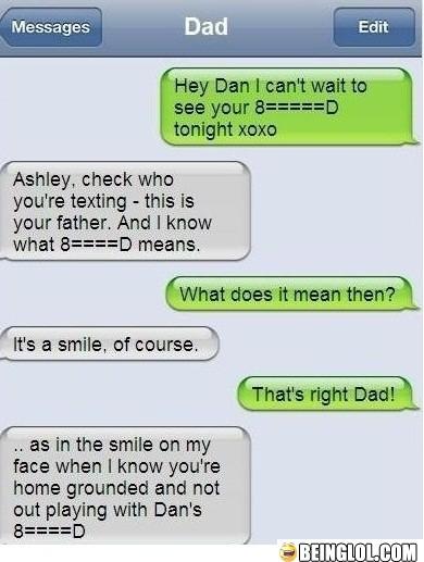 Like a Boss Dad!