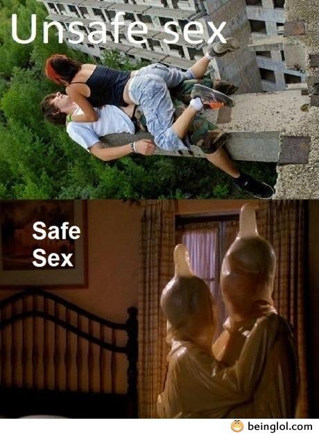Unsafe Vs Safe