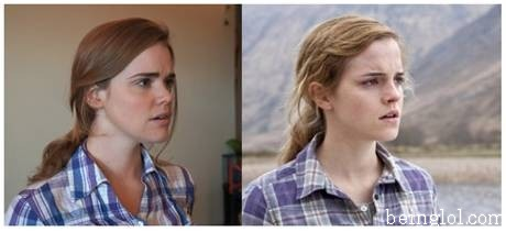 My Friends Say I Look Like Emma Watson