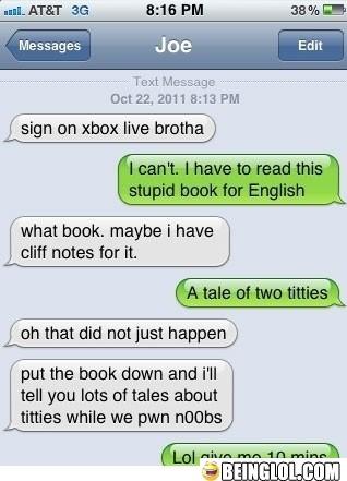 A Literary Classic