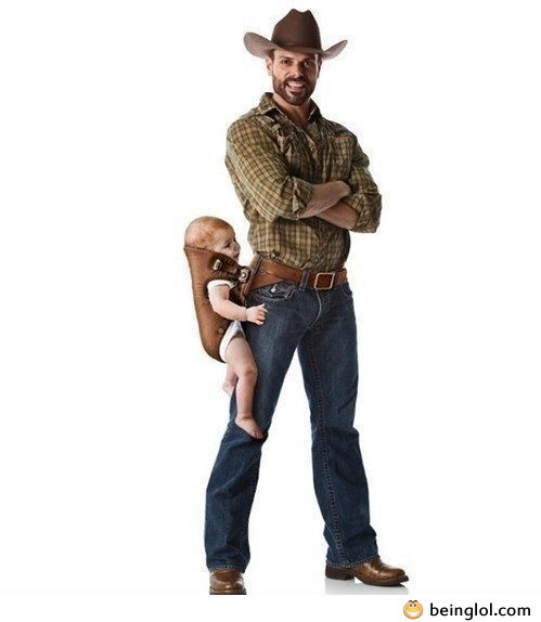 Parenting Level Cowboy