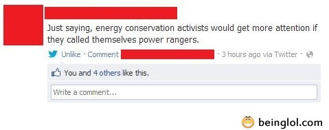 A Brilliant Solution to the Energy Crisis