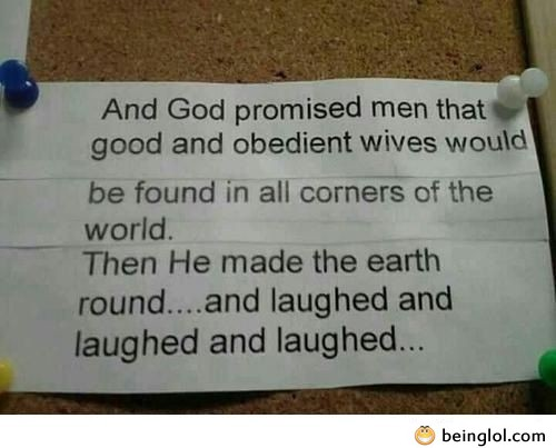 Does God Have a Good Or Bad Sense of Humor?