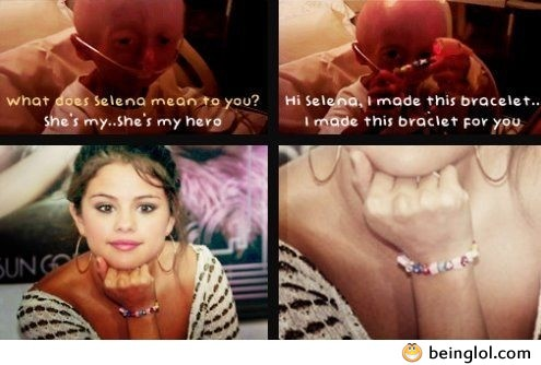 I Officially Like Selena Gomez Now. You Will Too After This Picture