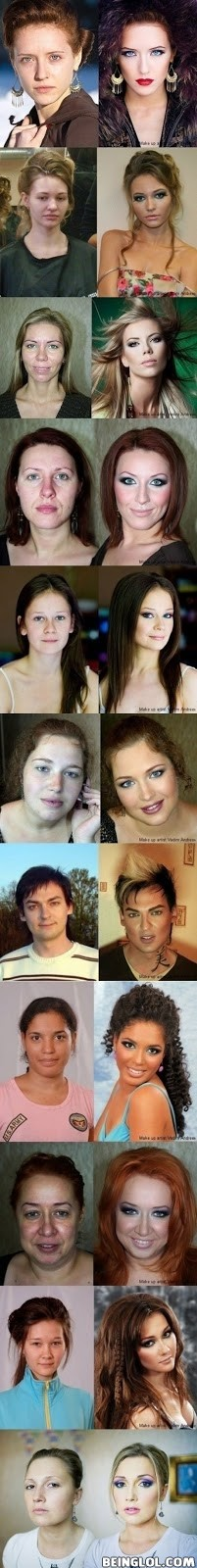 The Mother of Makeup !