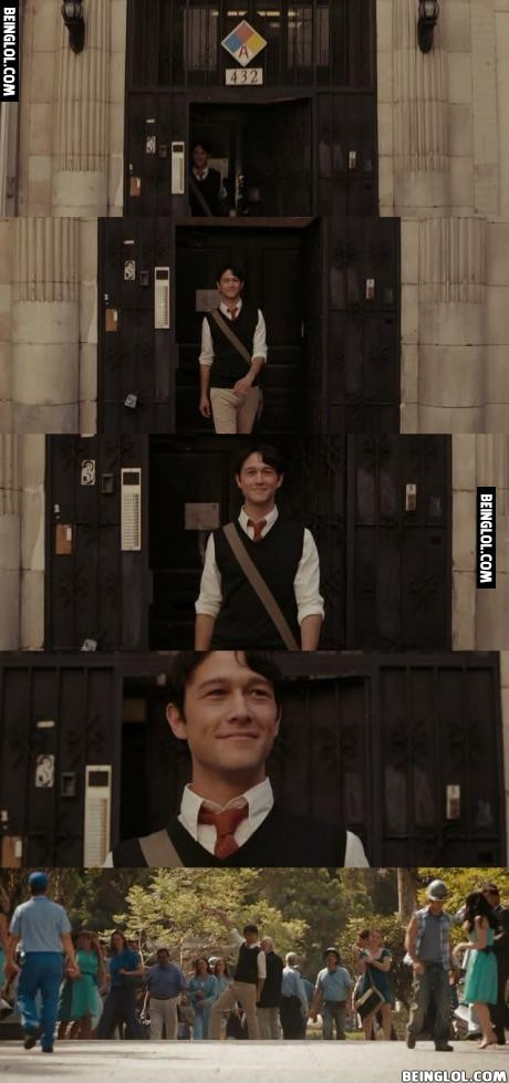 That Epic Face and Awesome Feeling After Getting Laid.