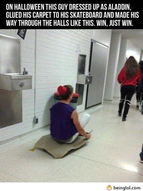 College Aladdin
